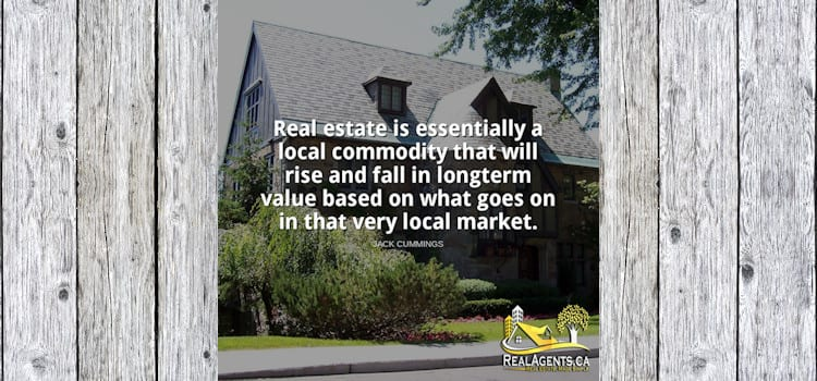 Only Great Local Realtors® Will Know Your Real Estate Market